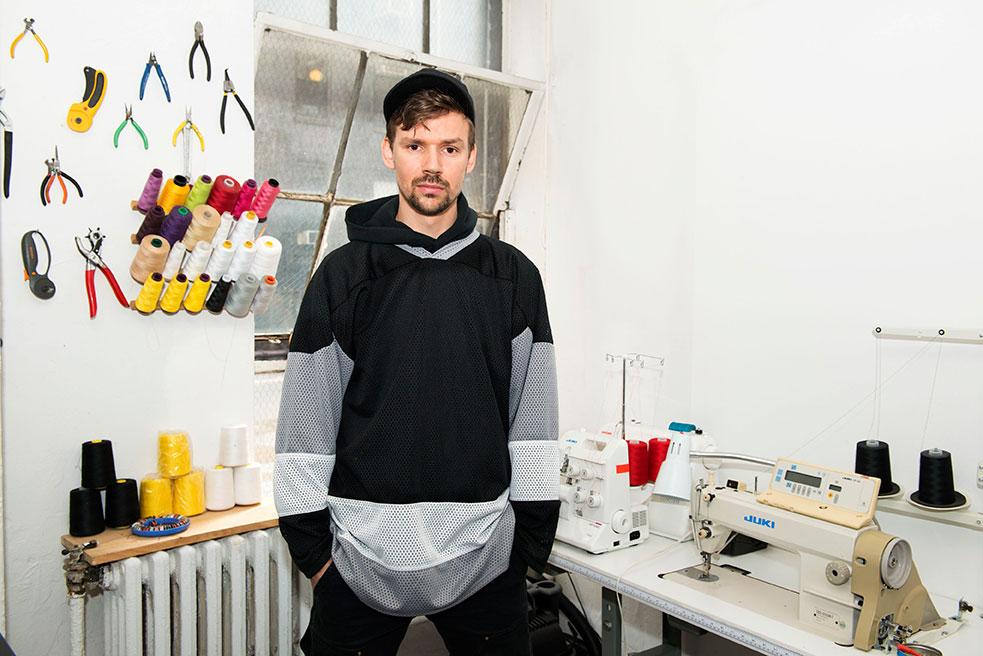 Fashion Designer, Adam Selman