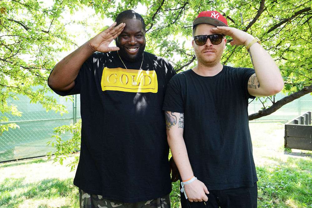 Run The Jewels, Pitchfork Festival