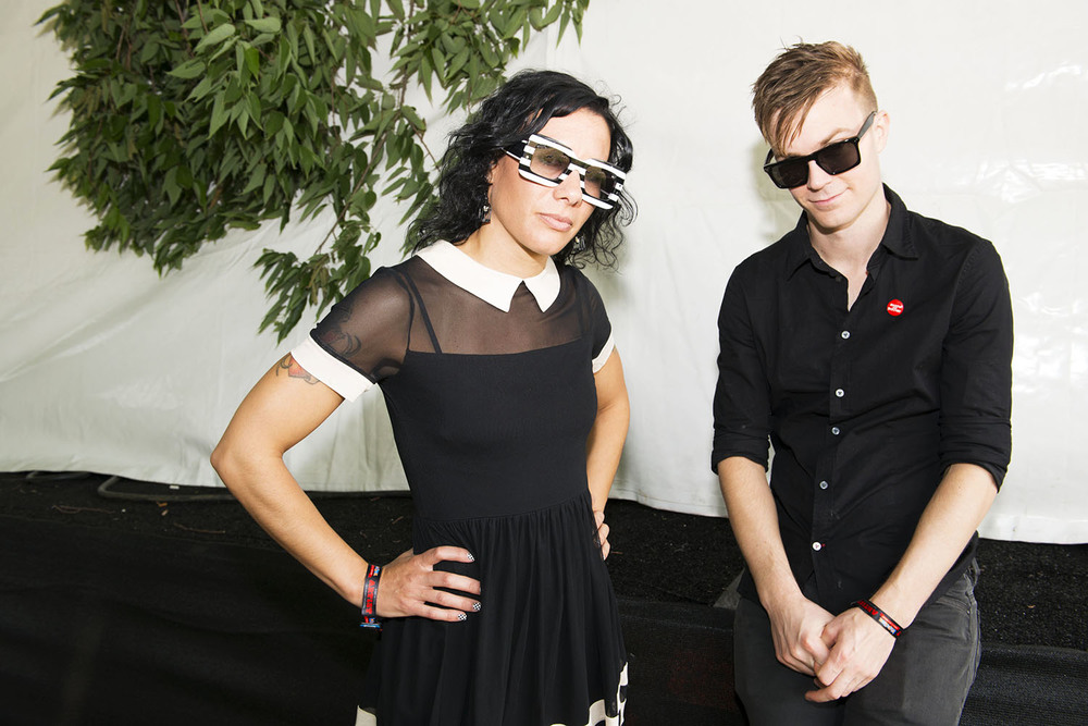 Matt and Kim, Lollapalooza