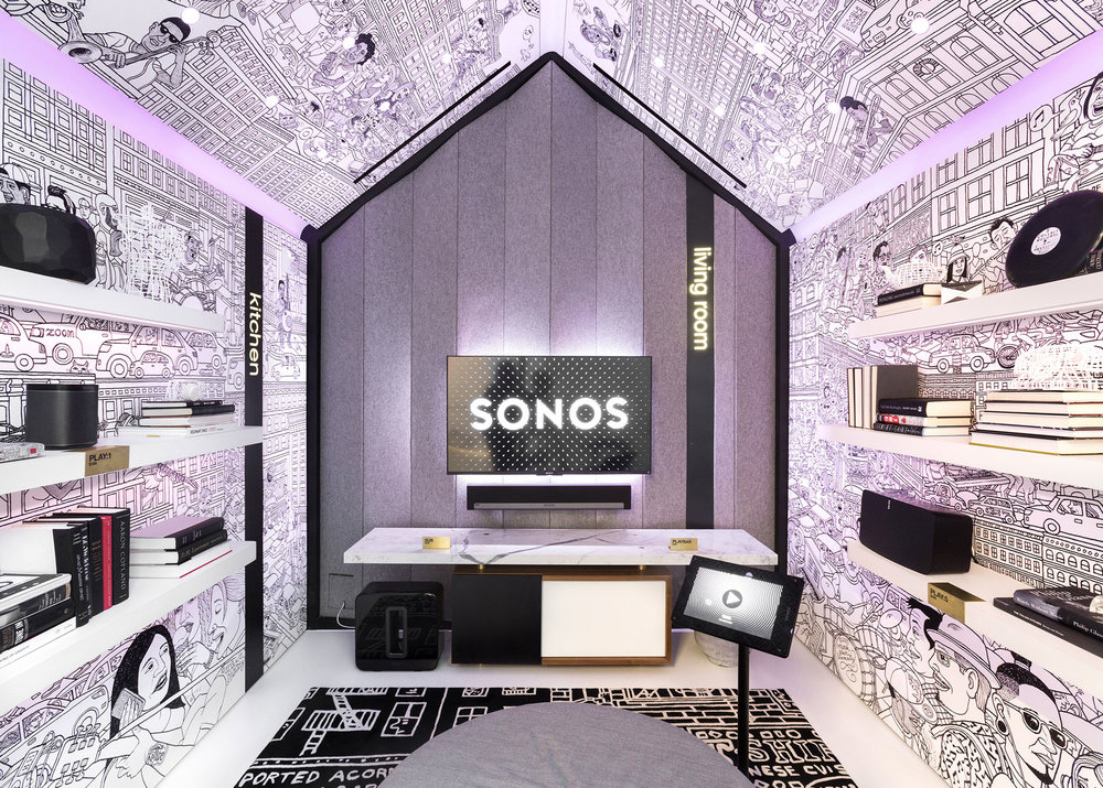 Workshop for Sonos