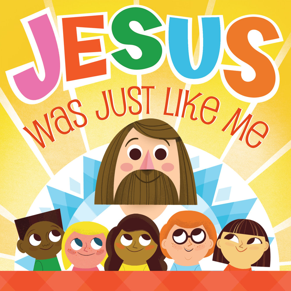 Josh Talbot Jesus Was Just LIke Me 01.jpg