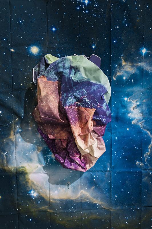 Arctic Stars in Nebula Sky, 2017