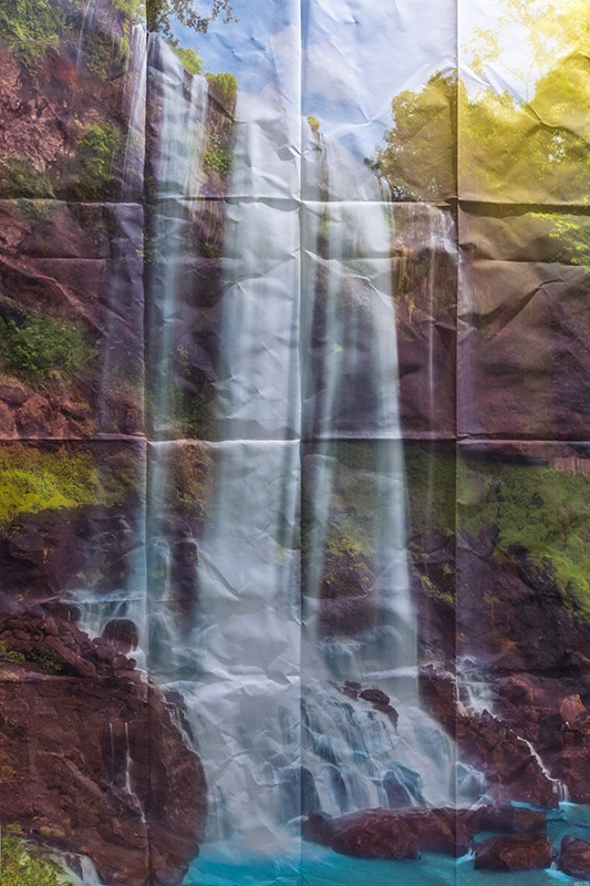 Golden Falls, 2017