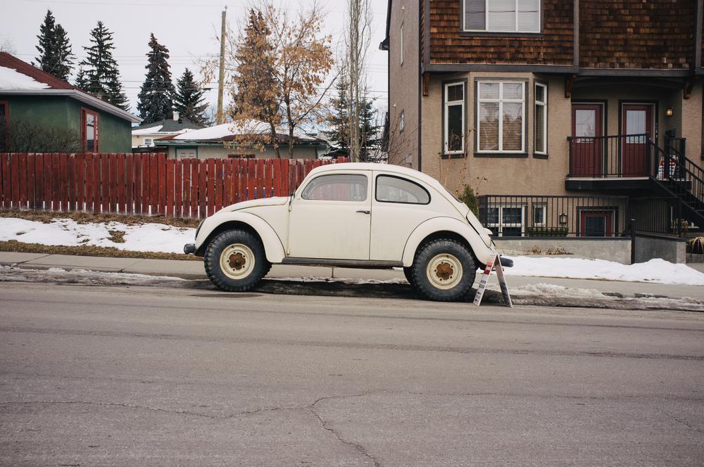 Marda Loop, Calgary, Alberta. 2013.