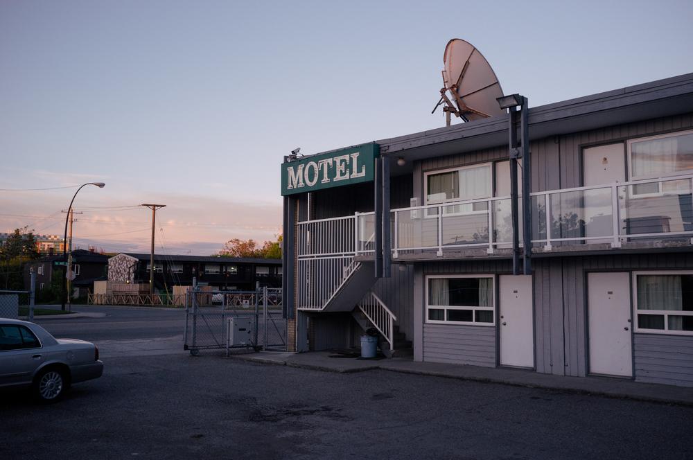 Traveller's Inn. Calgary, Alberta.