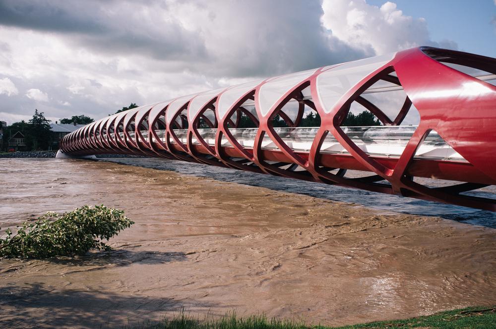 Peace Bridge.