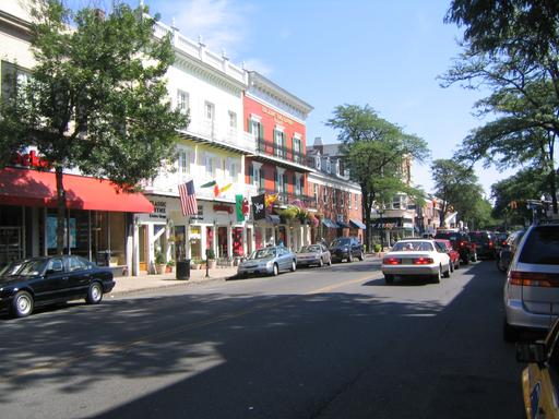 Downtown Westfield, NJ