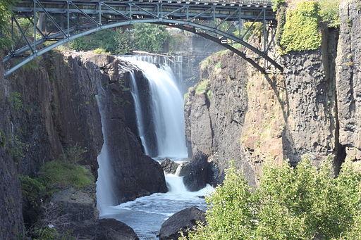 Geat Falls-2 - Passaic River at Patterson NJ