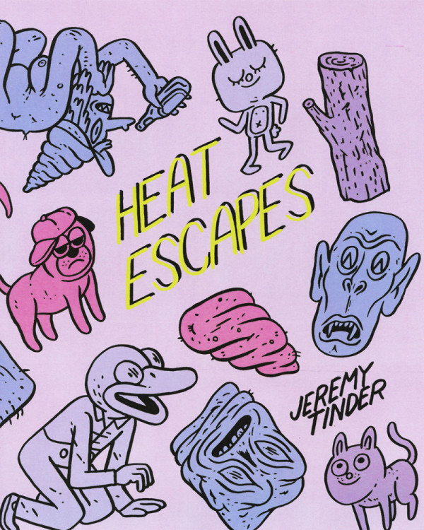 Heat Escapes now available from Radiator Comics! https://www.radiatorcomics.com/shop/minicomics/heat-escapes/