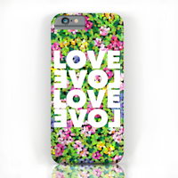 Love-Love iPhone case