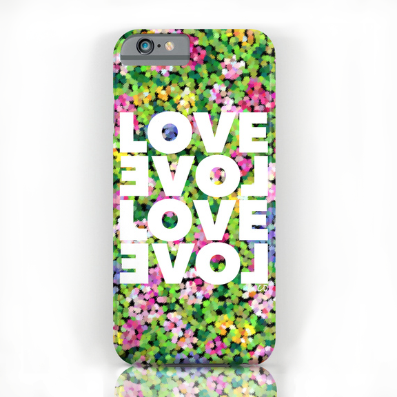 Love Love Love iPhone and smart phone case