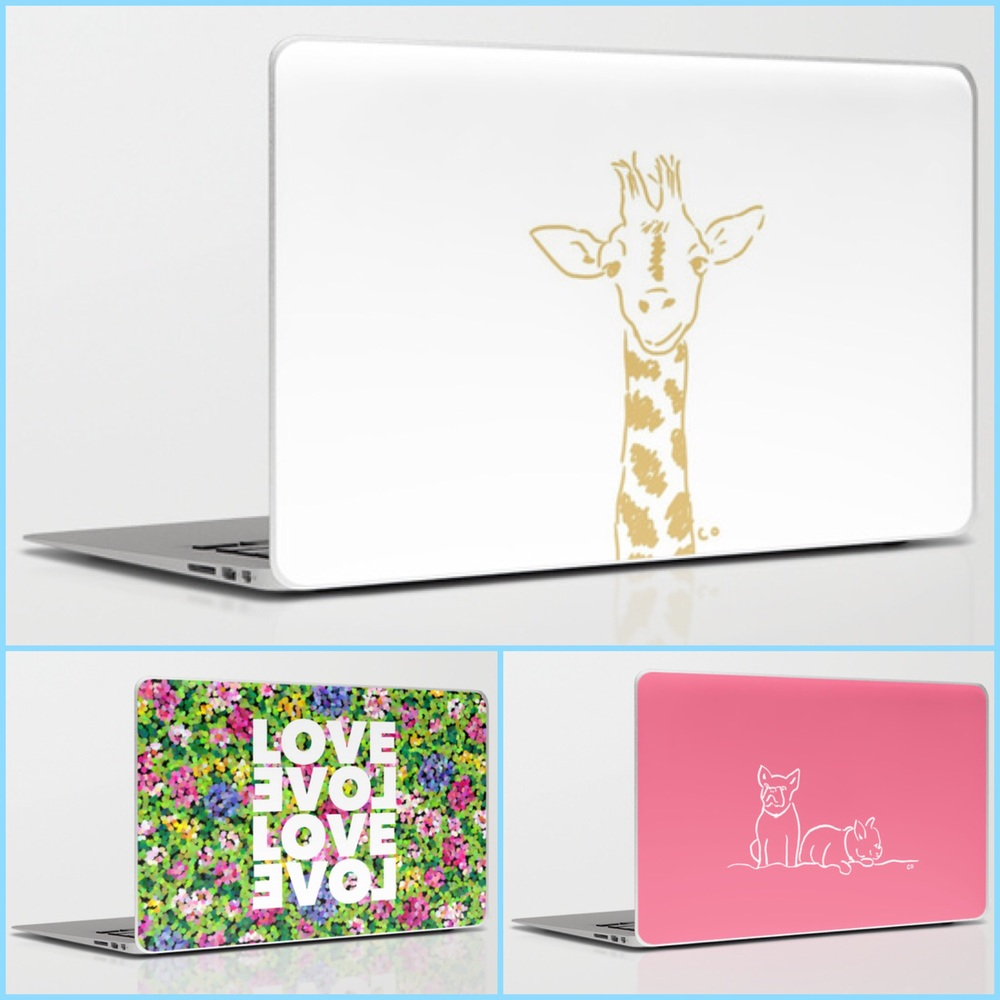 Laptop cases by Chris Olson at Society6