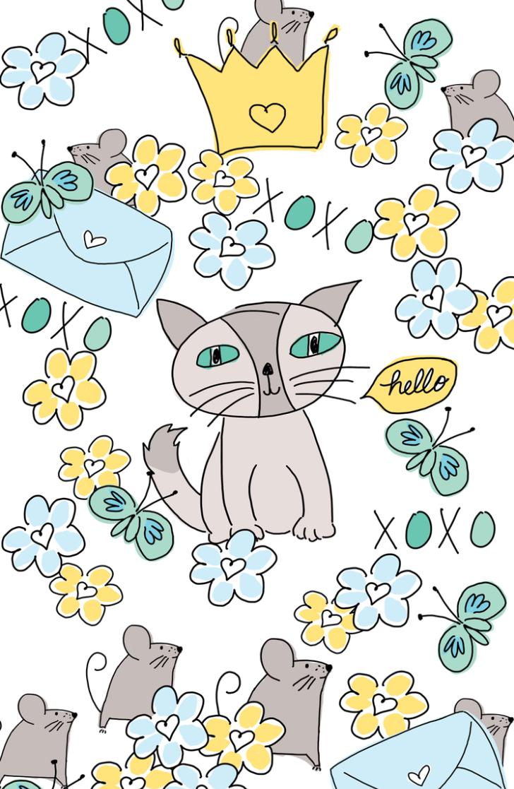 Paloma the Cat