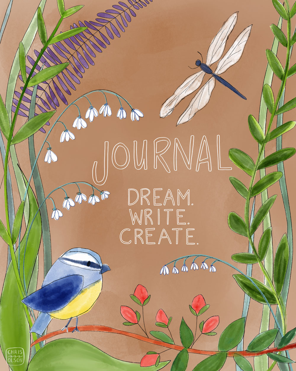 Journal by Chris Olson