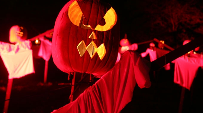 Image via The Great Jack O'Lantern Blaze