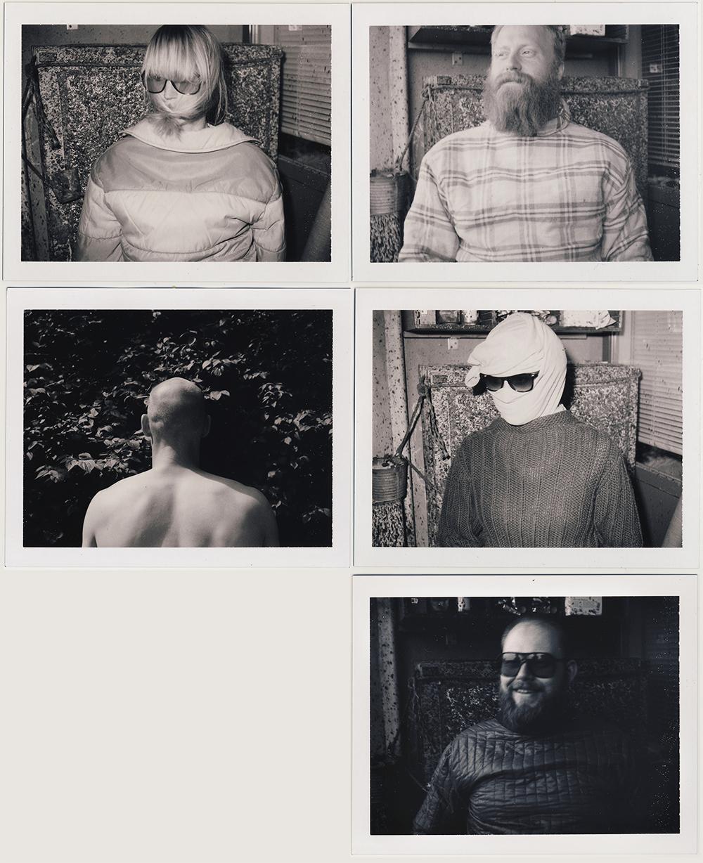 six polaroids / polaroid 100 / h.pálmason 2012