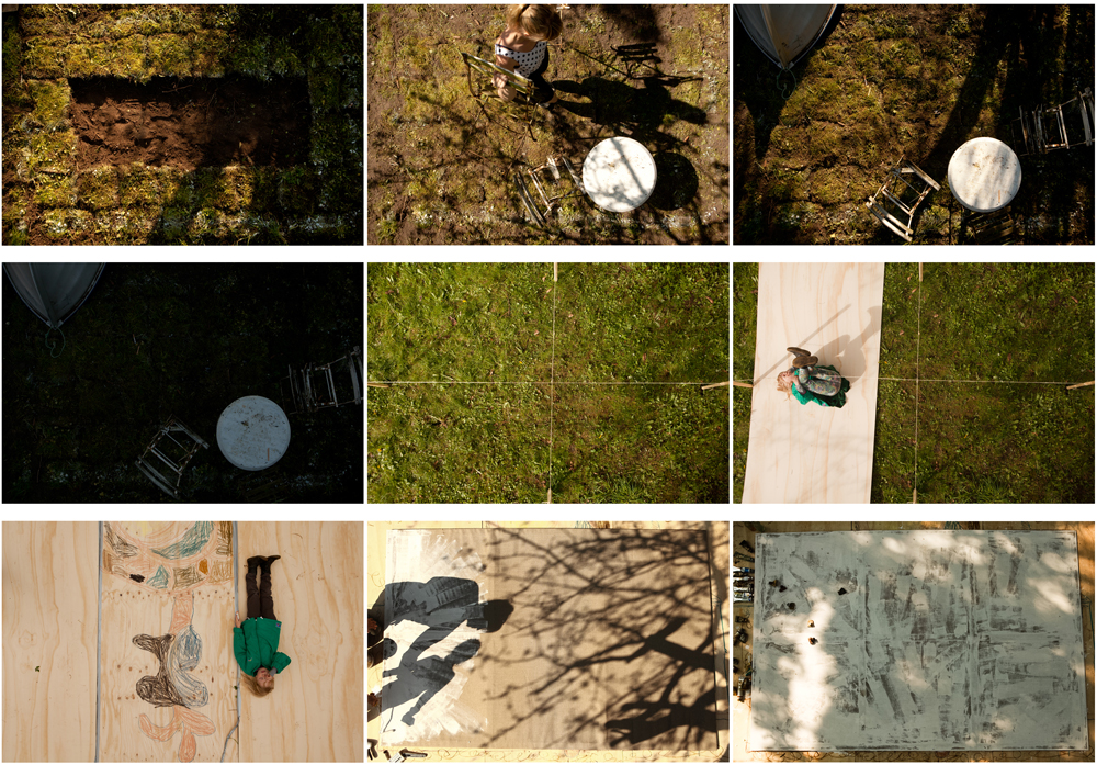 home soil / video instillation / h.pálmason 2014