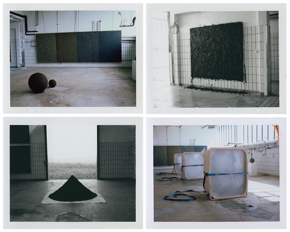 milk-factory / four polaroids 1# / polaroid 100 / h.pálmason 2014