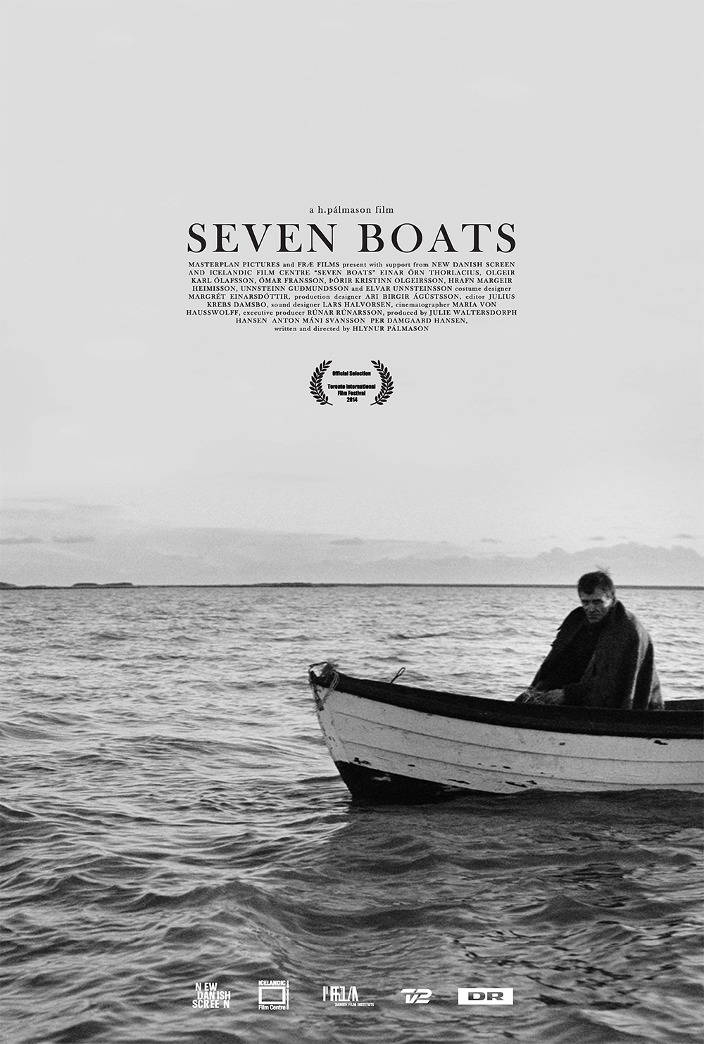 seven boats / poster / design: dimms