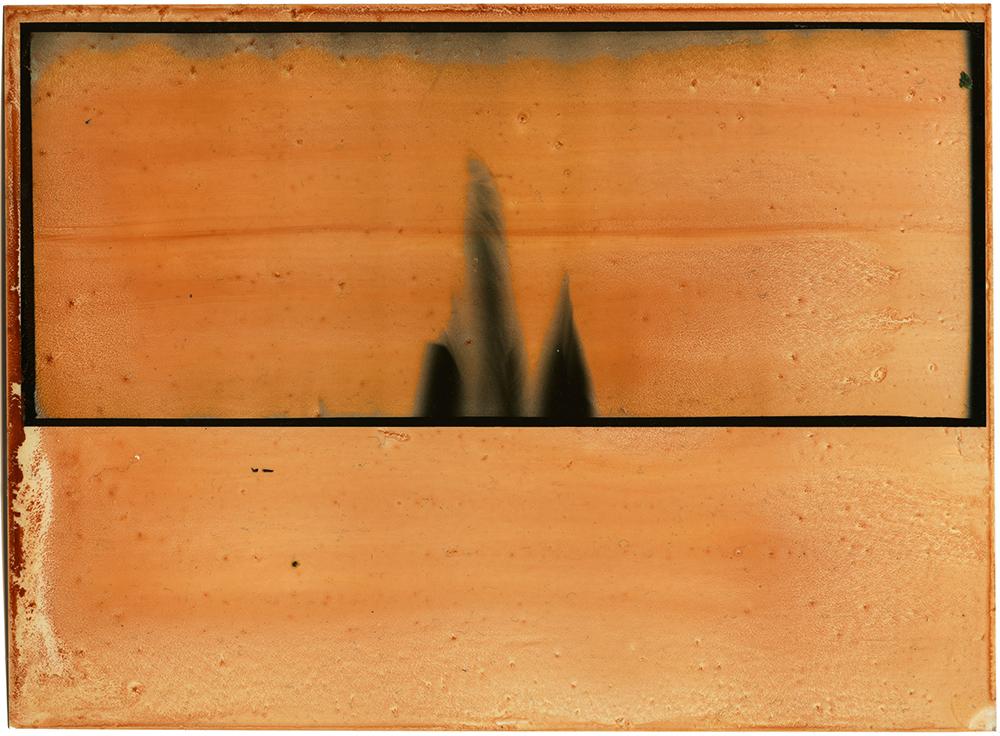 darkroom print / oil / h.pálmason 2014