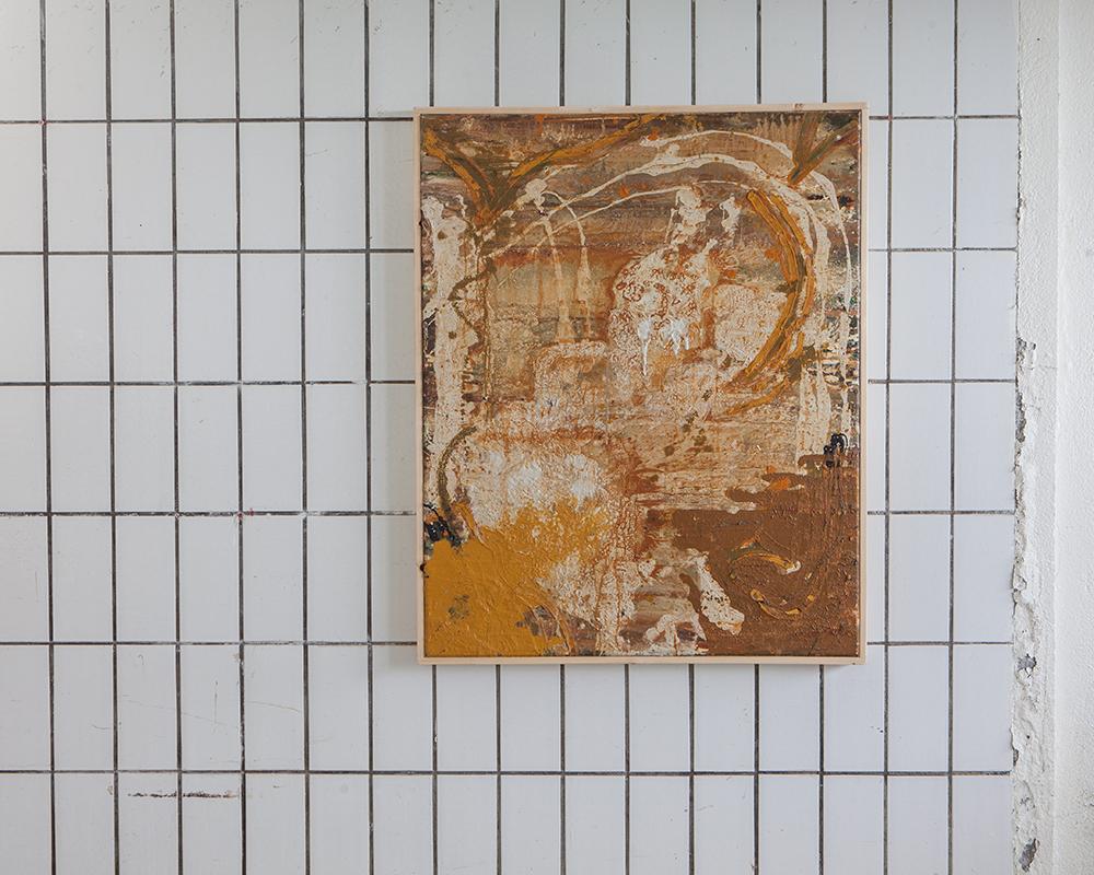 þriggja vetra sería / oil / h.pálmason 2014