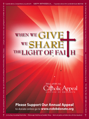 2014 Annual Catholic Appeal site (Diocese of Brooklyn)
