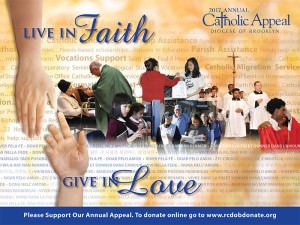 2017 ANNUAL CATHOLIC APPEAL SITE (DIOCESE OF BROOKLYN)