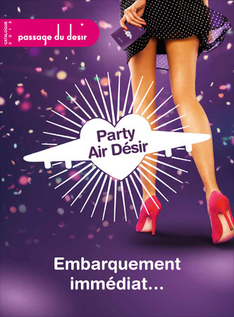Passage du Desir - book a party today!