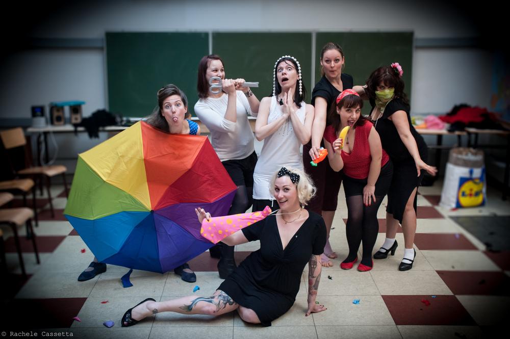 Burlesque Clownesque April 5th, 2014 / Burlesque Clownesque le 5 Avril 2014