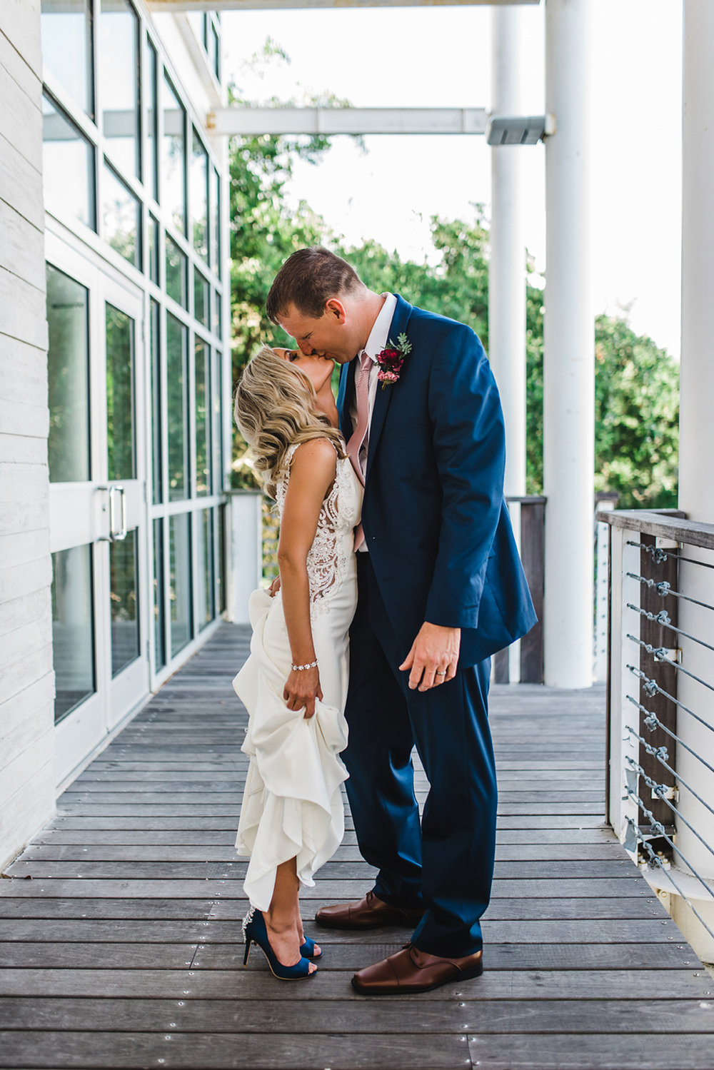 Intimate Bay St. Louis Wedding - Bay St. Louis, Ms