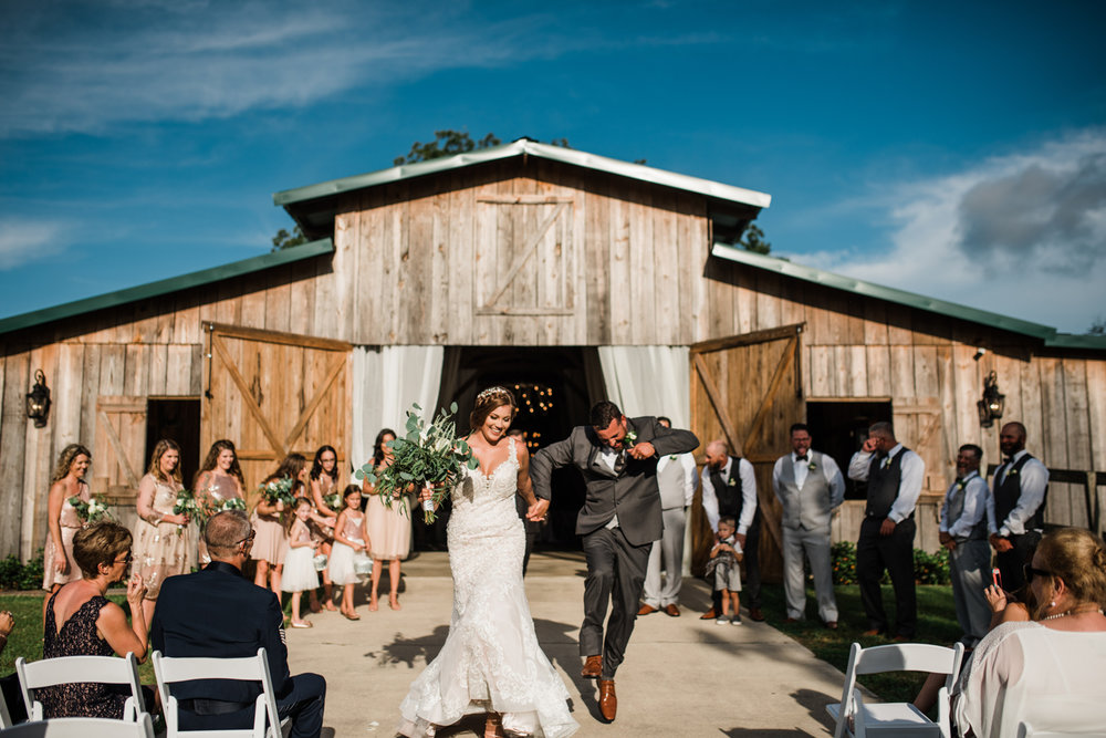 The Stables Wedding - Vancleave, Ms