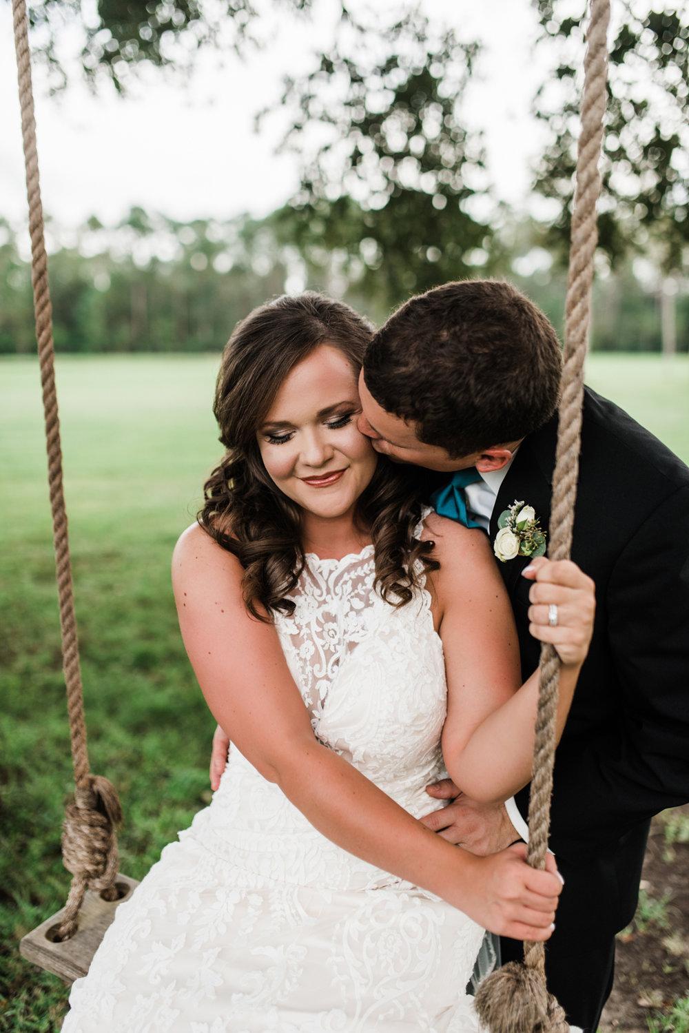 The Barn At Love Farms Wedding - Kiln, Ms