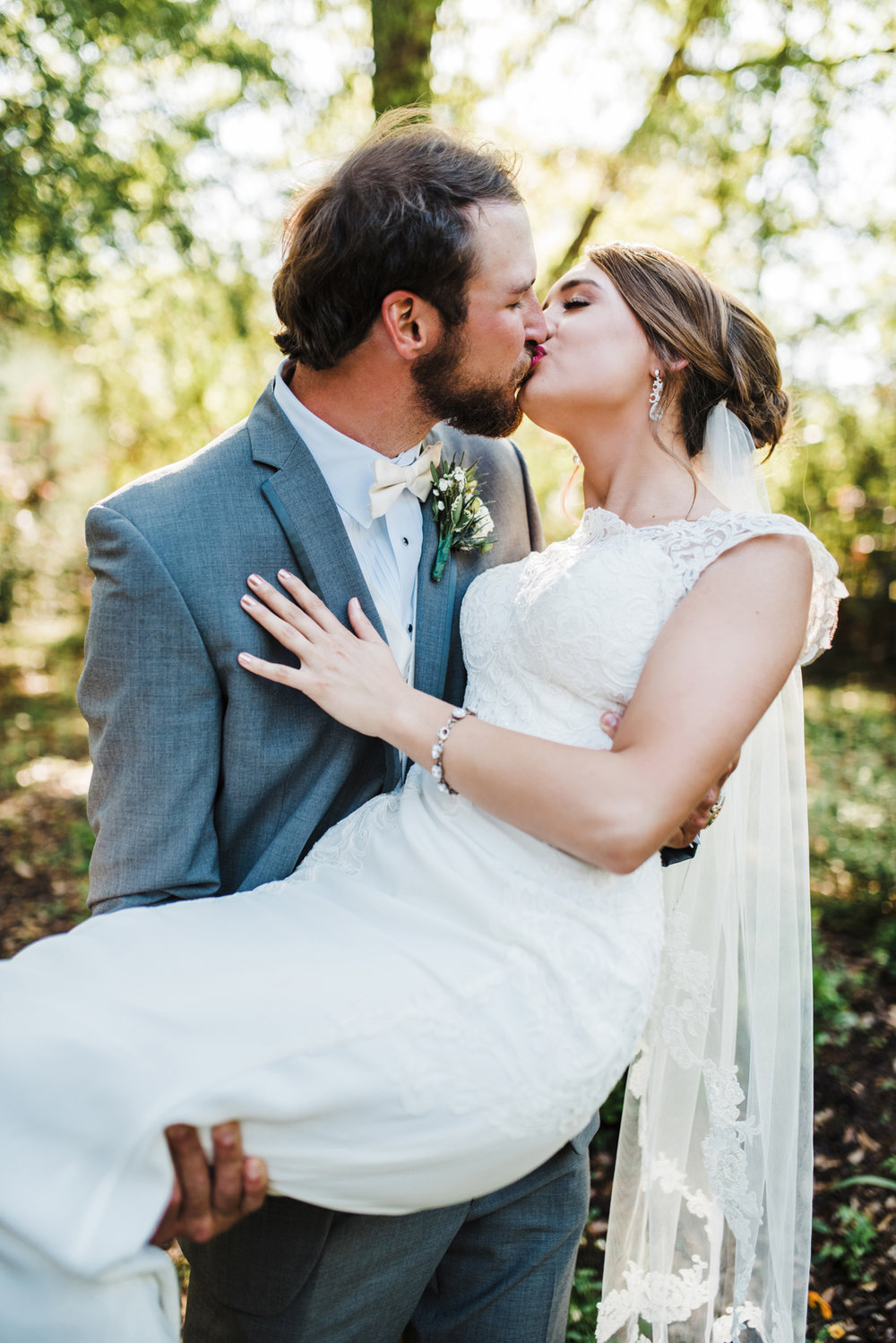 The Henry Smith House Wedding - Picayune, Ms