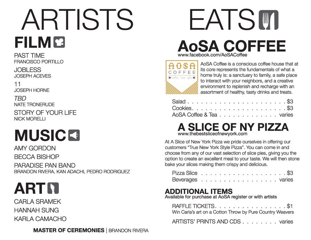 14_0614 CMR Artist & Eats