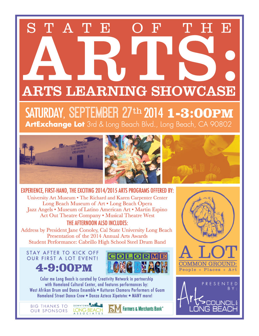 State of the Arts Flyer