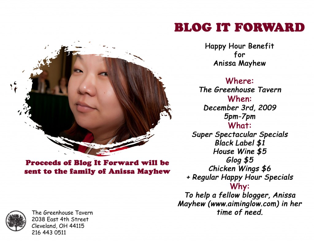Blog-It-Forward
