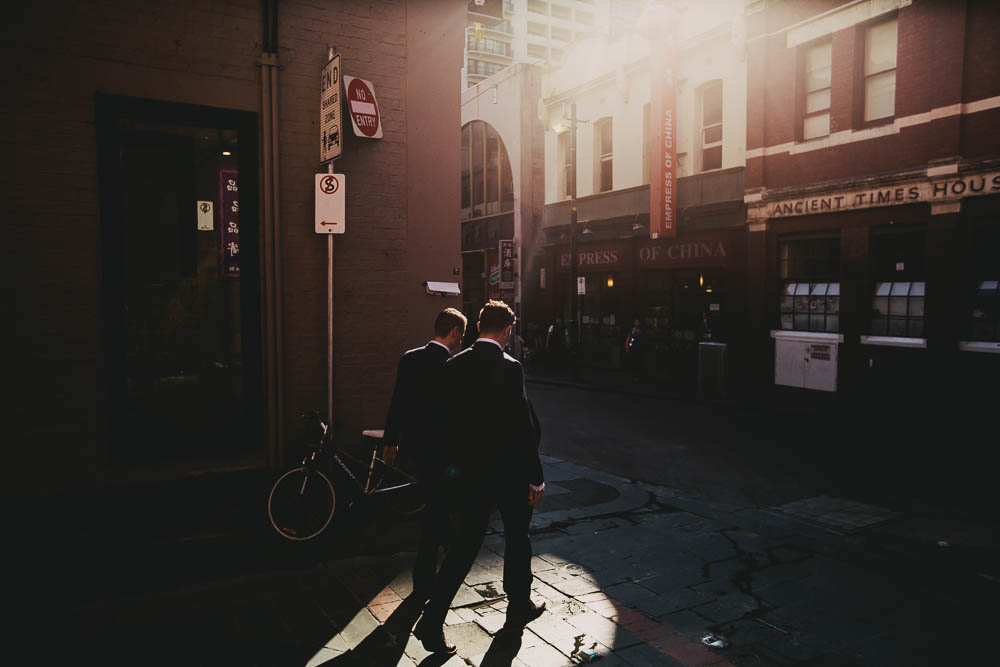 Same sex wedding photographer melbourne