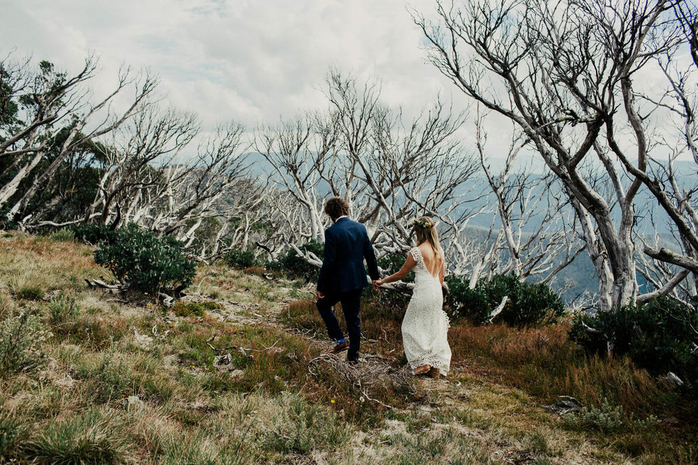 Mt Hotham Wedding Photographer