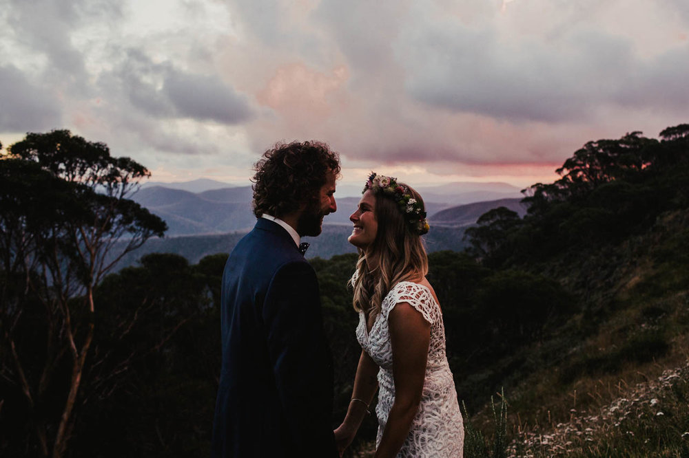 Mount Hotham Wedding