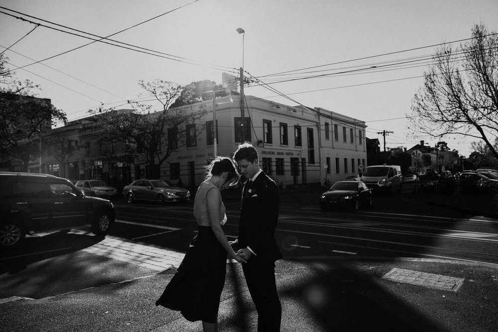 MILENA & LUKE - Melbourne wedding