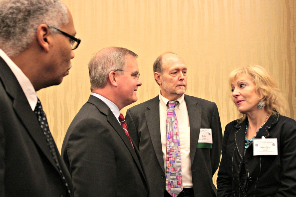 Miles Nelson, John Armstrong, Bob Pannell and Marilyn Leeds.jpg