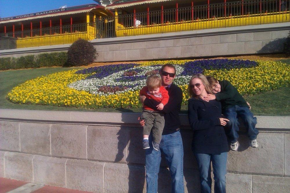 Disney entrance 2