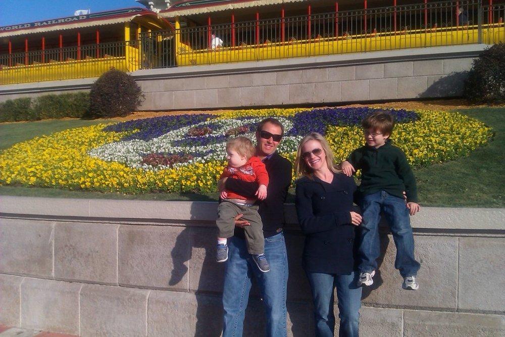 Disney entrance 3