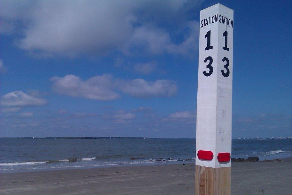 station 13, Sullivans Island, SC
