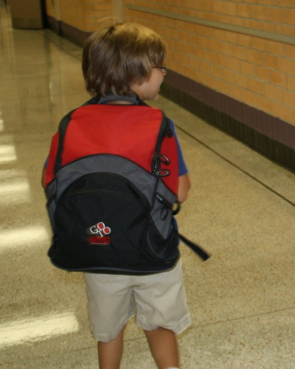 D first day of kindergarten