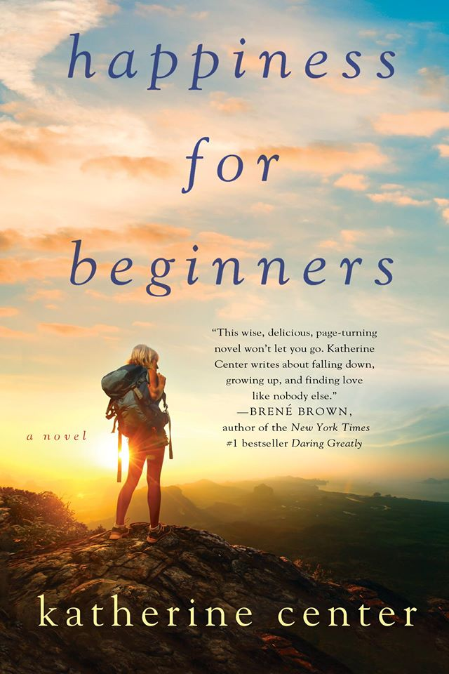 Join my Happiness for Beginners book club featuring author Katherine Center! Click here to reserve your spot.