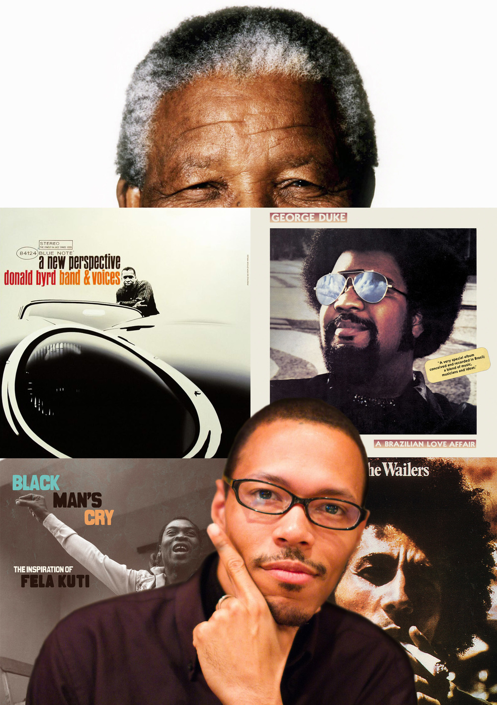DJ Antomattei Donald Byrd George Duke Nelson Mandela.jpg