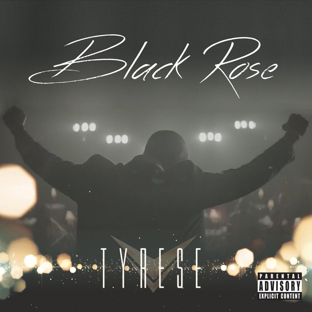 Tyrese Black Rose Album