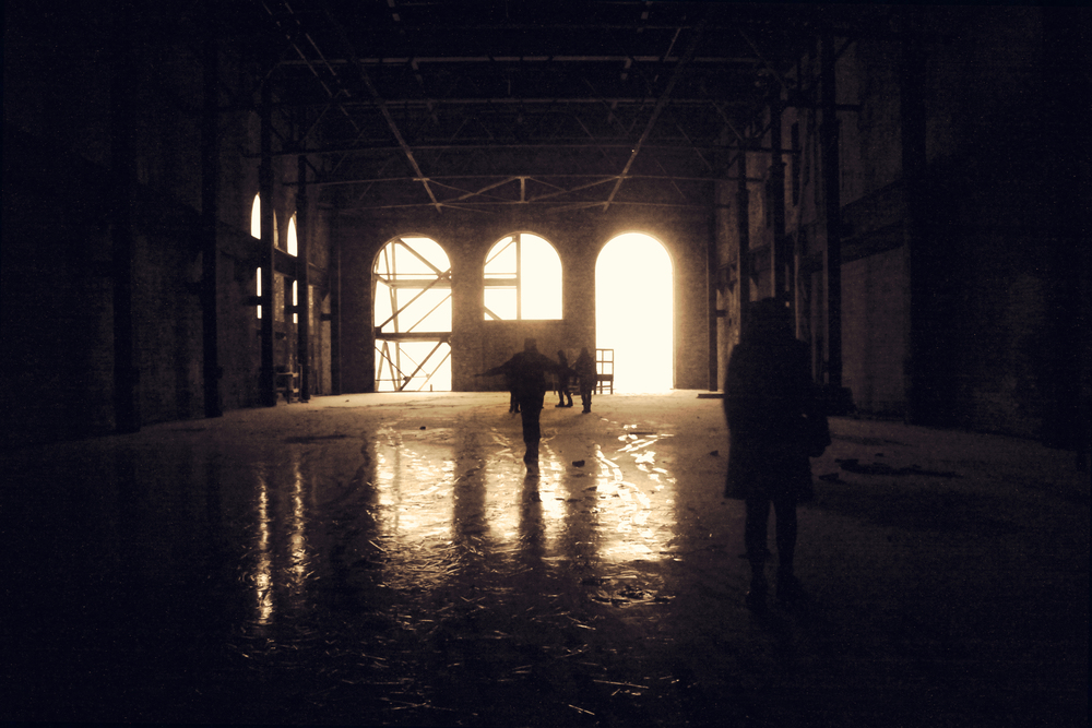Abandoned Warehouse | 2011