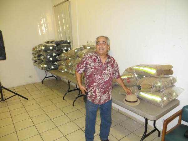 Uniforms of La Paz Municipo ready to give out.jpg